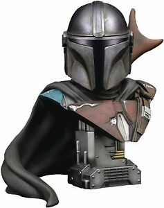 Star-Wars-Legends-in-3D-Mandalorian-1-2-Scale-Bust-PREORDER-FREE-US-SHIPPING