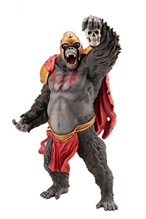 Nuevo Artfx+ The Flash Gorila Grodd 1 10 PVC Figura Kotobukiya de Japón F   S