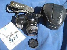 Minolta Maxxum Dynax 5xi, 35mm Film SLR Camera w/ AF Zoom 35-70mm F/3.5-4.5 Lens