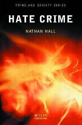 Hate Crime by Nathan Hall (Paperback, 2005)