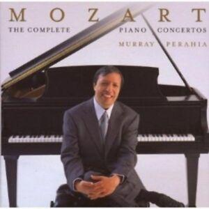 MURRAY-PERAHIA-MOZART-SAMTLICHE-KLAVIERKONZERTE-1-27-GA-12-CD-SOLO-PIANO-NEW