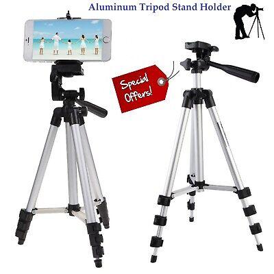 Tripod Stand Mount Holder For DSLR SLR Digital Camera Camcorder iPhone Phon A7T7