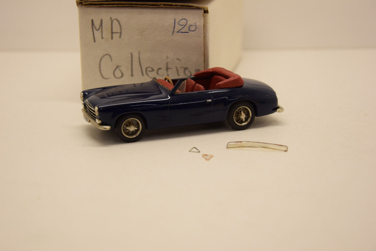 SALMSON SALMSON SALMSON 2300 S CAB. 1954 MA COLLECTION (BRIANZA) 1 43 MONTAGE USINE NEUVE BOITE 5d47c5