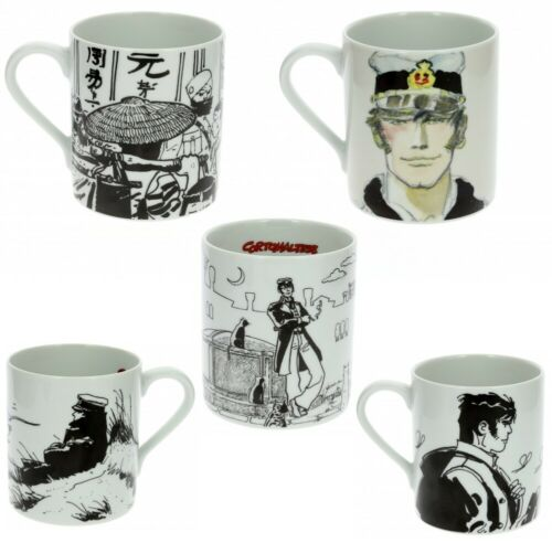 Corto Maltese Vaisselle /& Côté Table Mug Mugs Seleziona Select Sélectionner