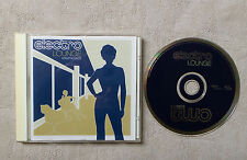 """CD AUDIO INT/ VARIOUS """"ELECTRO LOUNGE VOLUME TWO"""" CD COMPILATION 2001 13 TITRES"""