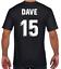miniature 7 - Personalised Printed KIDS Football Style T-Shirt Boys Girls Tee Top