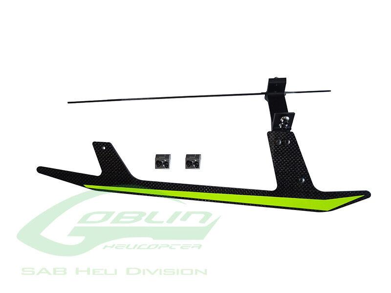 H0696-S Carbon Fibre Landing Gear Set