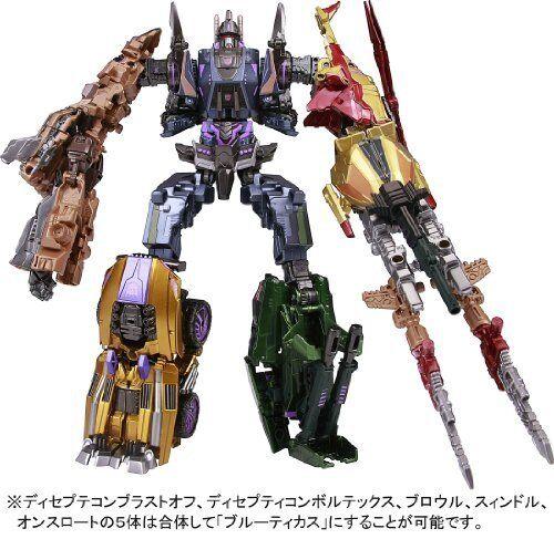 BlueThikaGraphics NEW Transformers TF Generations TG03 di Sepute Con Blast Off