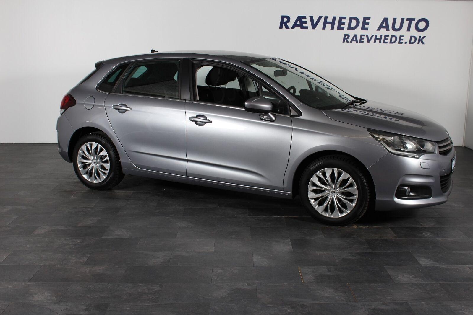 Citroën C4 1,6 BlueHDi 100 Feel Complet 5d - 109.900 kr.