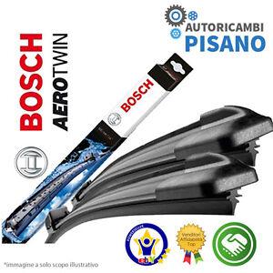 3397007466 Kit 2 Spazzole tergicristallo BOSCH AEROTWIN ANTERIORI
