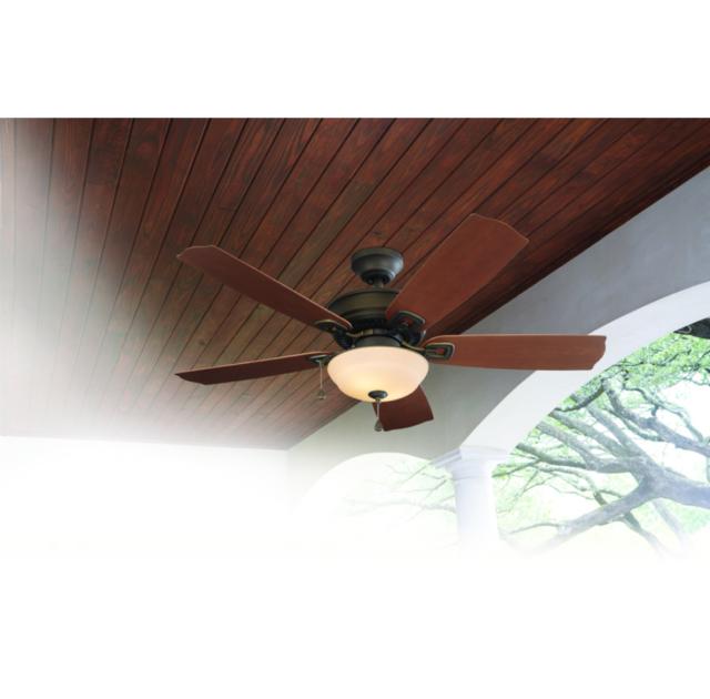 Harbor Breeze Ceiling Fan 52 In Oil