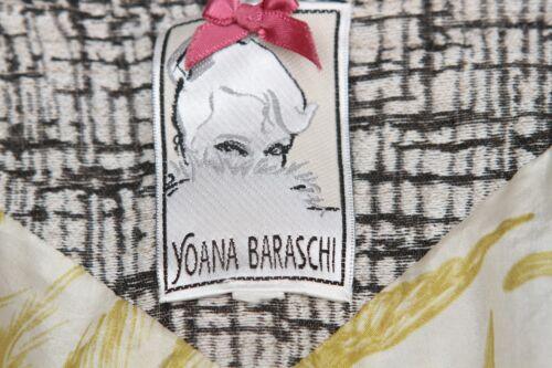 Carrière Jas Blazer Baraschi Tweed Yoana Wit Rits Zwart O7ARn7qw0