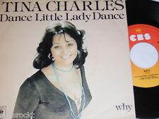 "7"" - Tina Charles / Dance Little Lady Dance - 1976 # 0657"