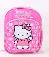 New Hello Kitty Cupcake Girls  10'' Mini Backpack Kids Mini School Book Bag