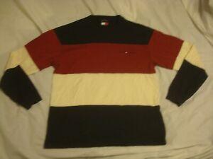 Vintage Mens Tommy Hilfiger Shirt White X Large