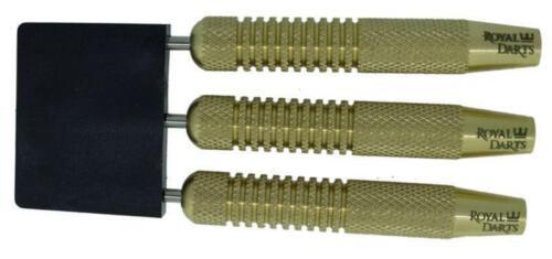 Royal Darts Steeldarts 24g Messingdarts Dartpfeile Dart-Set Steel Dart