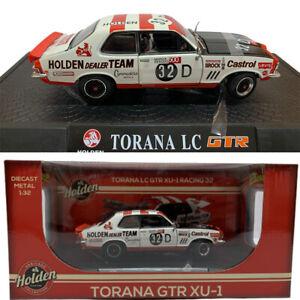 Holden Torana LC GTR Number 32 Peter Brock 1:32 Diecast Model Car Licensed Boxed