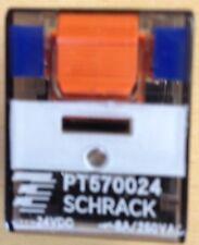 Relais Nr200 Schrack V23092-A1024-A201 24V 1Wechsler