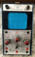 Tektronix Telequipment D61 Oscilloscope Rare Vintage Collectible Ships N 24 Hour