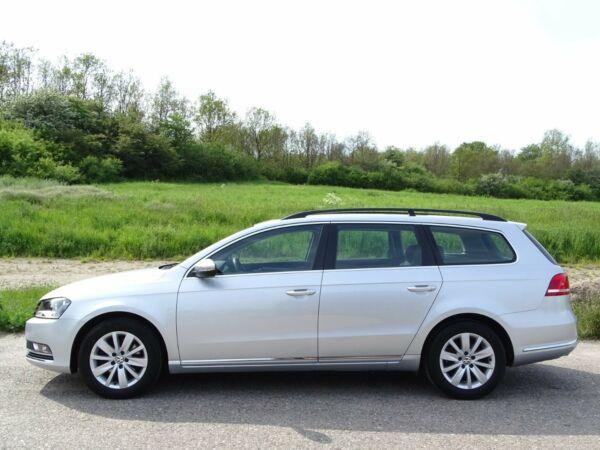 VW Passat 1,4 TSi 160 Comfortl. Vari. BMT - billede 1