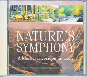 Various-Composers-Made-in-2007-Dearder-039-s-Digest-Nature-039-s-Symphony-NEW-DVD