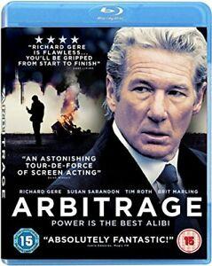 ARBITRAGE-BD-Blu-ray-By-Richard-Gere-Susan-Sarandon-Nicholas-Jarecki