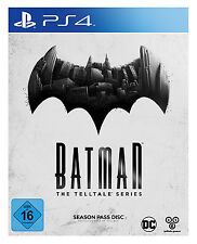 Batman The Telltale Series PS4 Neu