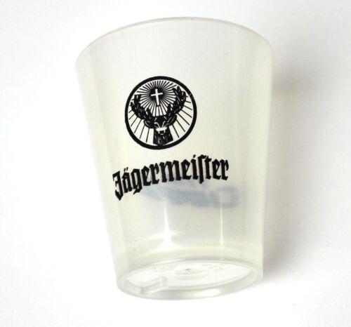 Jägermeister The Chimpz USA Hartplastik Stamper Stamperl Schnapsglas Shot Glass