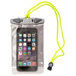 pretty nice 9fb87 04c61 Details about Aquapac Waterproof Phone Case Medium