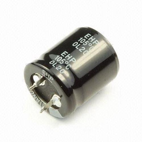 1000uF 100 V 105 ° de complemento de condensadores electrolíticos EHP Serie