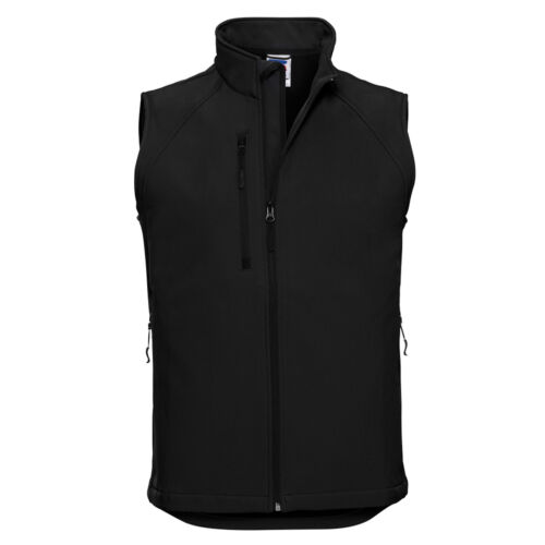 RUSSELL Homme Soft Shell Veste sans manches gilet 141 M