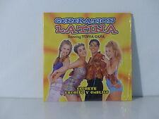 CD SINGLE GENERATION LATINA featuring PUNTA CANA Cachete pechito y ombligo