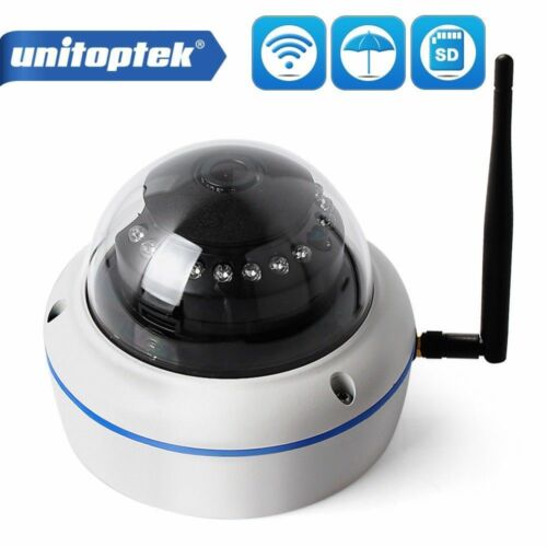 720p//960P//1080P Wireless Dome Security Camera Smart Home Outdoor SD Night Vision