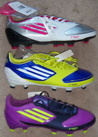 New Womens adidas F30 adiZero TRX FG Soccer Cleats MSRP $105