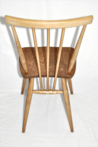 Vintage retro 60's Ercol ercol windsor stick back all purpose chair (mdl 391)