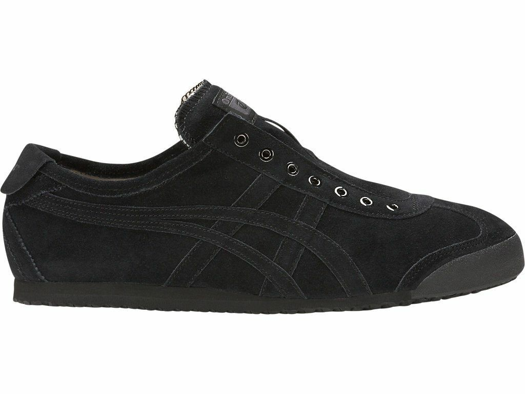 Onitsuka Tiger Mexico 66 Slip On Casual Casual Casual schuhe Suede Turnschuhe D7L1L 312c55