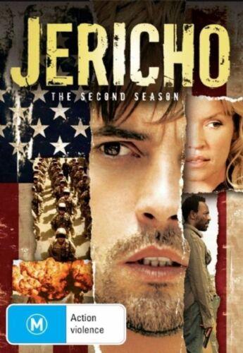 1 of 1 - Jericho : Season 2 (DVD, 2008, 2-Disc Set)