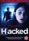 Hacked 5060262854037 With Melanie Papalia DVD Region 2