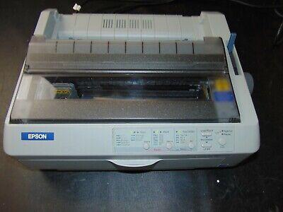 Epson Eps Dot Matrix Printer Fx2190 Frame Tractor Left 1251312