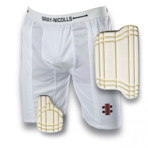 GRAY NICHOLLS PROTECT PLAYERS Shorts INNER THIGH THIGH PADS Including Padding
