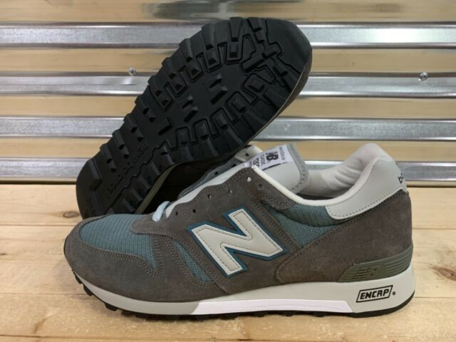 New Balance 1300 Heritage Retro Running Shoes Gray Suede USA SZ ( M1300CLS )