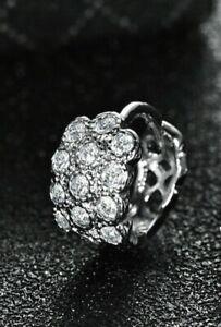 18K-Gold-Diamond-Single-Gents-Hoop-Huggie-Earring-13mm-290