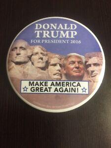 2016-Republican-National-Convention-DC-DELEGATION-Donald-Trump-Button-President