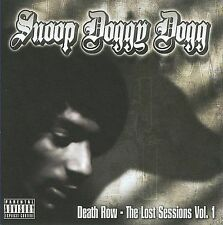 Snoop Doggy Dogg - The Lost Sessions Vol. 1 (Death Row) ~DR. DRE~ OOP G-Funk LBC
