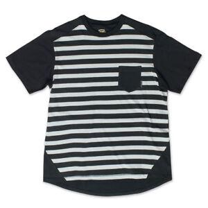 37fd292f308c Roland Sands Design County Short Sleeve Riding Tee Shirt Black/Grey ...