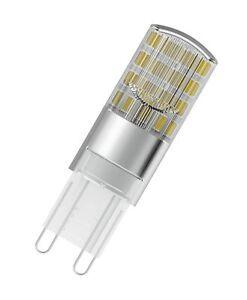 Details zu OSRAM LED STAR PIN 30 G9 300° 4000K Cool white 2.6W wie 30W