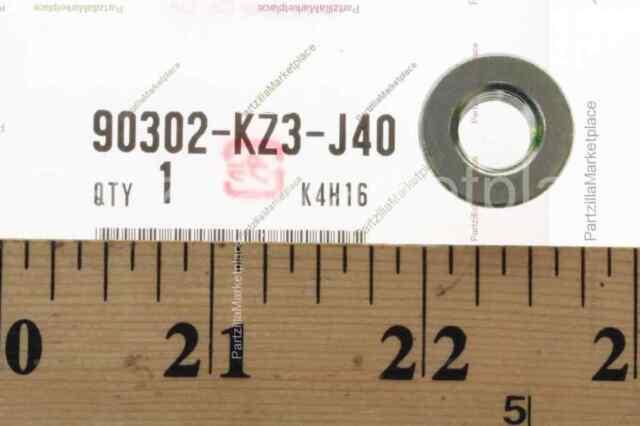 HONDA 90302-KZ3-J40 NUT FLANGE 10MM