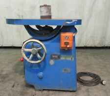 Oliver Machinery Co Oscillating Spindle Machine 381 D 1hp 1740rpm 440v