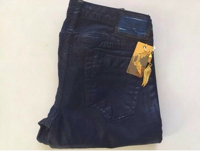 ROBIN'S JEAN Women's Marilyn Slim Straight Jeans Coates Denim Size  27