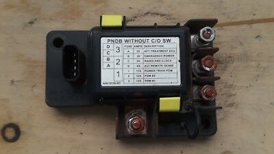 freightliner business class m2 fuse box 2012 freightliner m2 power systems fuse box pndb without c o sw  2012 freightliner m2 power systems fuse